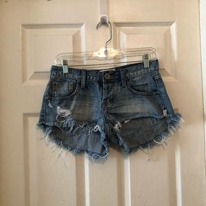 One X one teaspoon Short Jeans